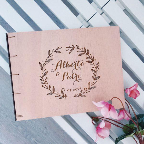 libro-madera-boda