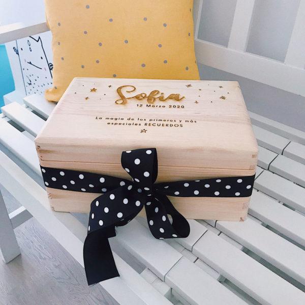 caja de nacimiento